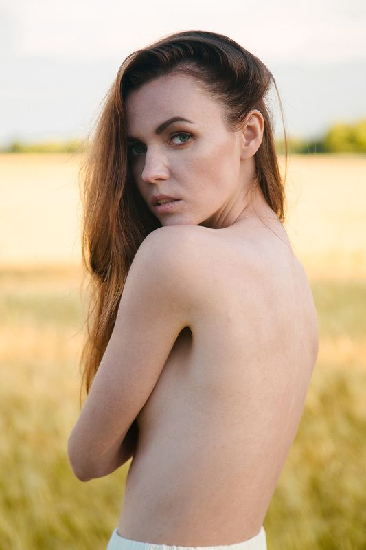 анастасия, портрет, вполе, россия, плёс Анастасияphoto preview