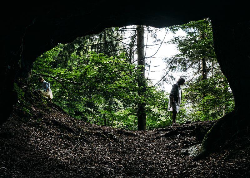 Прогулки в лесуphoto preview