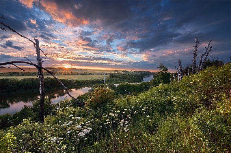 На склоне реки Донphoto preview