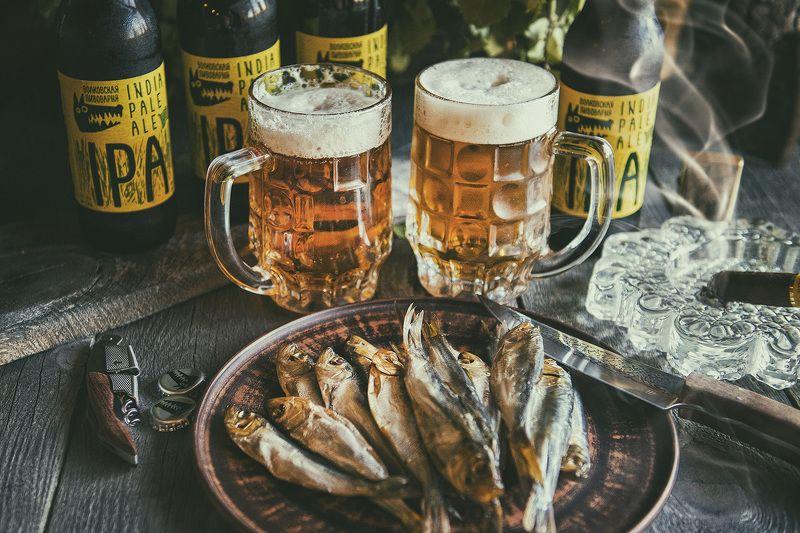 пиво Спонтанный натюр о пиве )photo preview