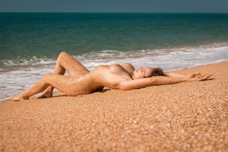 Дикий пляж фото людей