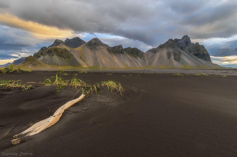 исландия  Мыс Стокcнесphoto preview
