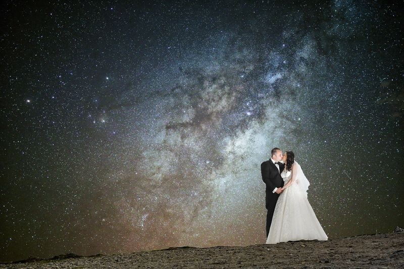 nature, altitude, groom, bride, after_wedding, starscape After Wedding Dayphoto preview