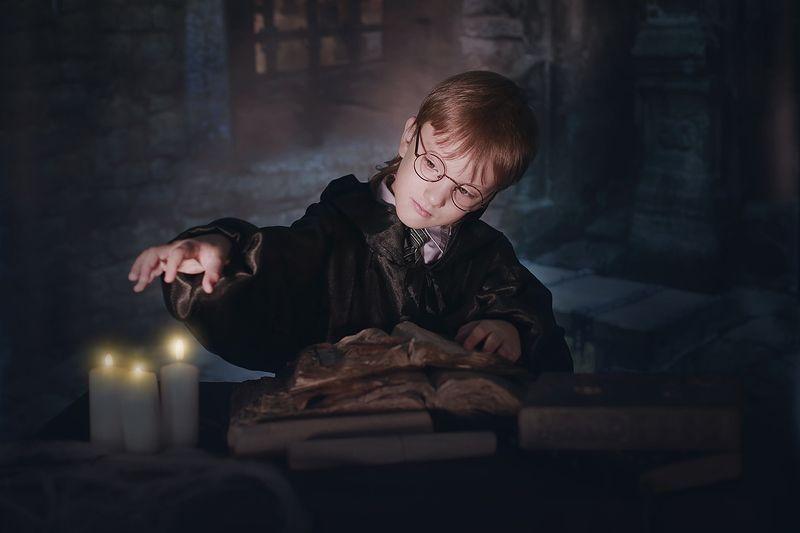 дети портрет кино гарри поттер Гарри Поттерphoto preview