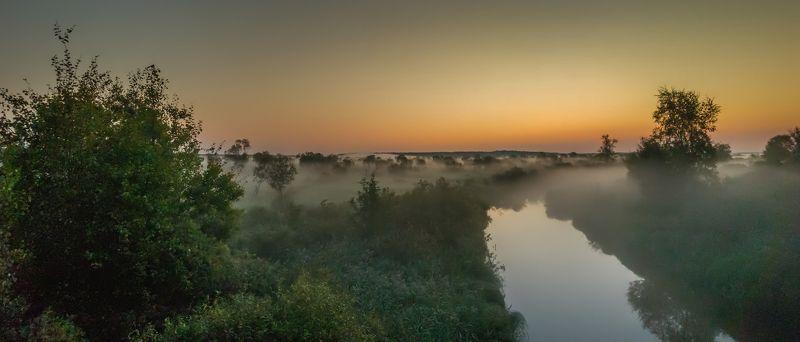 Туманные зорьки августаphoto preview