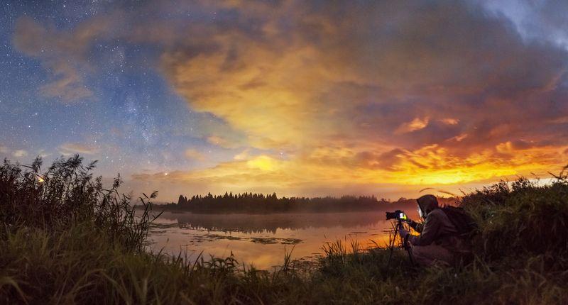 Пермский край, Урал, река река Бартымphoto preview