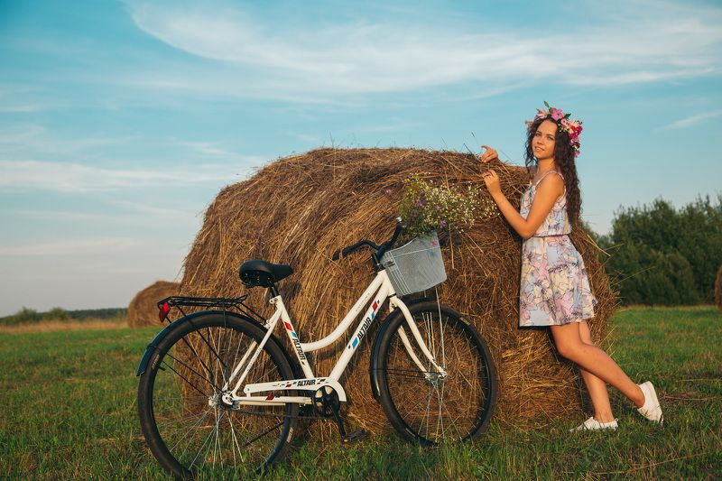 Велосипедная прогулкаphoto preview