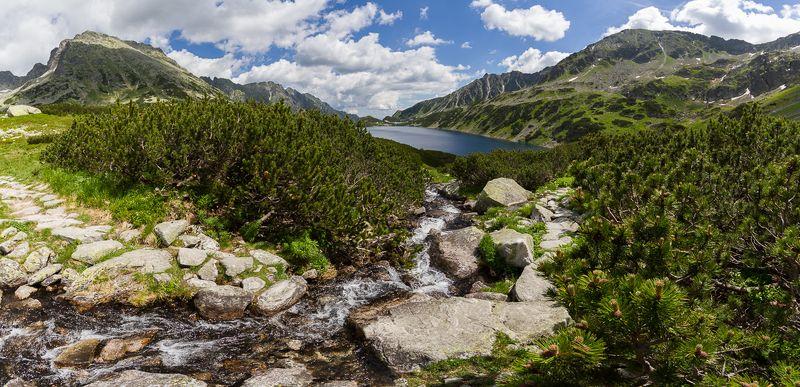 tatra, tatras, mountain, mountains, landscape, poland FIve lakes Valleyphoto preview