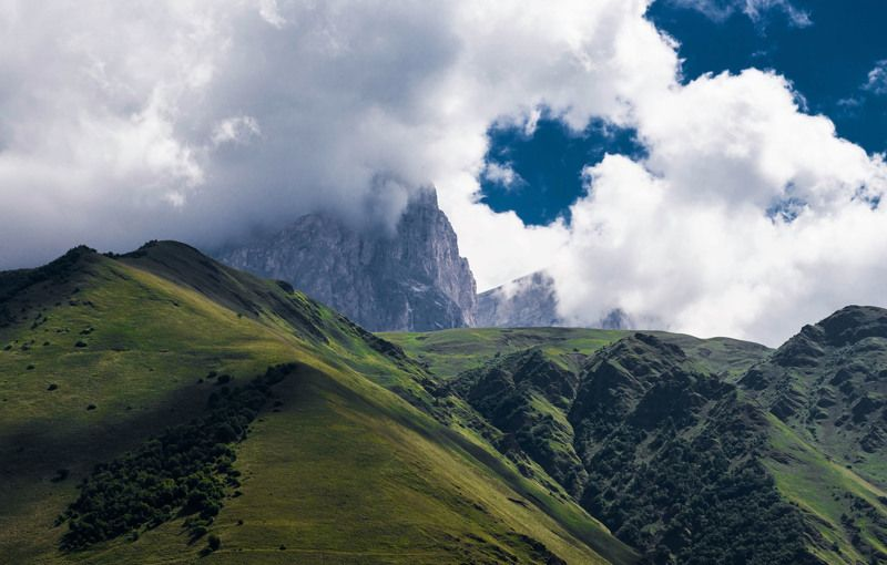 чегем горы природа кавказ пейзаж caucasus chegem nature mountains landscape Чегем.photo preview
