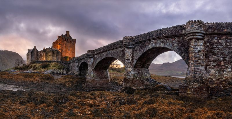 шотландия, scotland Eilean Donan Castlephoto preview
