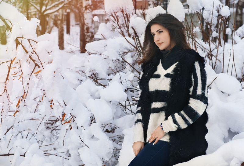 гордиенкоольга Алита и зима photo preview