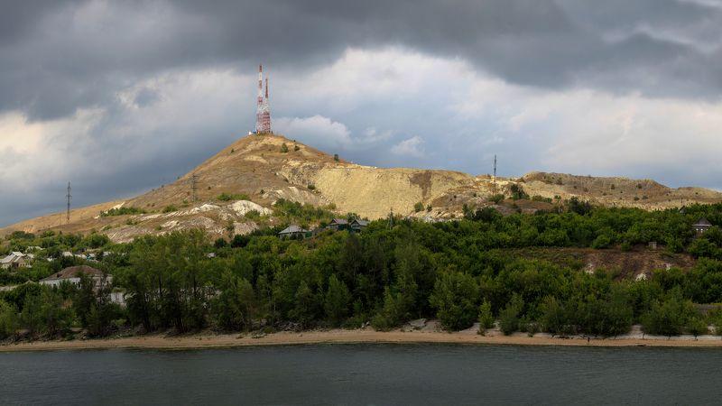 волга Волжские берега...photo preview