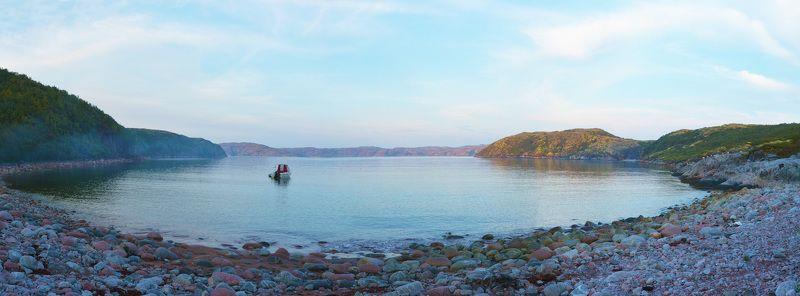 баренцево море, ура-губа,кольский полуостров На далёких берегахphoto preview