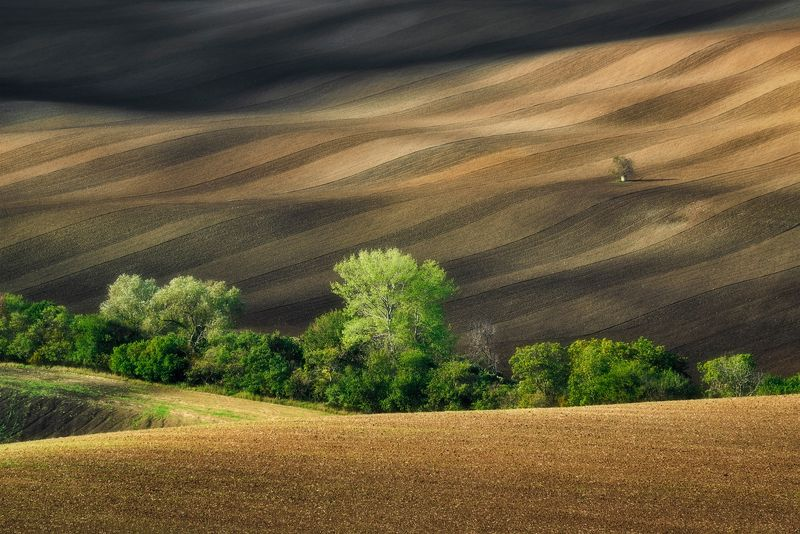 moravia, autumn, fields Moravian autumnphoto preview