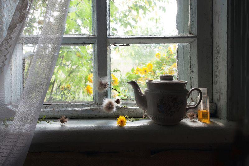 Окно в моей деревнеphoto preview
