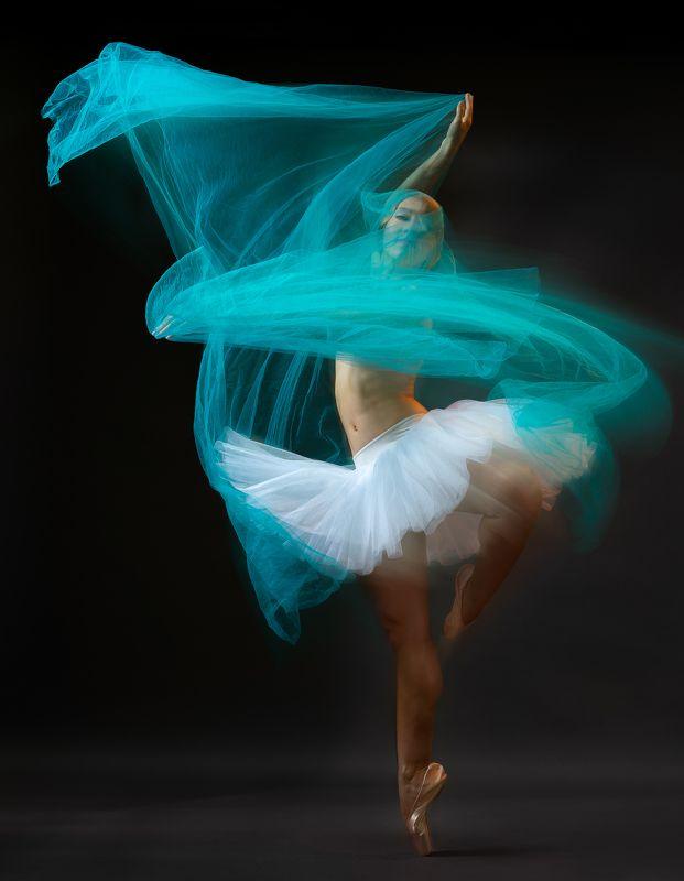 ballerina, dancer, motion, ballet, woman Annaphoto preview