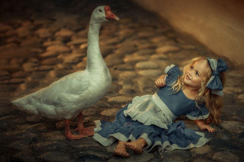 детская фотография, постановочная фотография, фотография с животными, семейная фотография, художественная фотография Viola & Avroraphoto preview