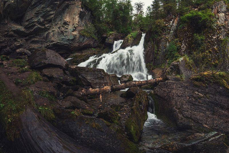 уларскийводопад, уларский, водопад, алтай, горныйалтай Большой Уларский водопадphoto preview