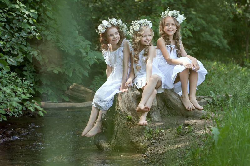 дети, детский портрет, детская фотография photo preview
