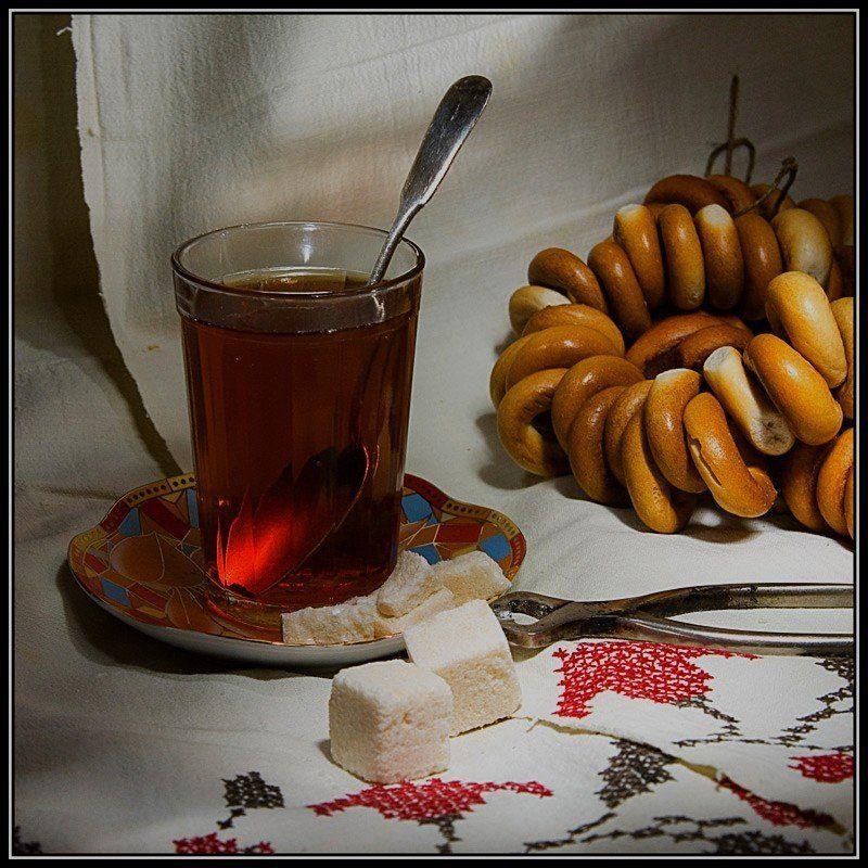 чаепитие, элочка-людоедка, нэп \