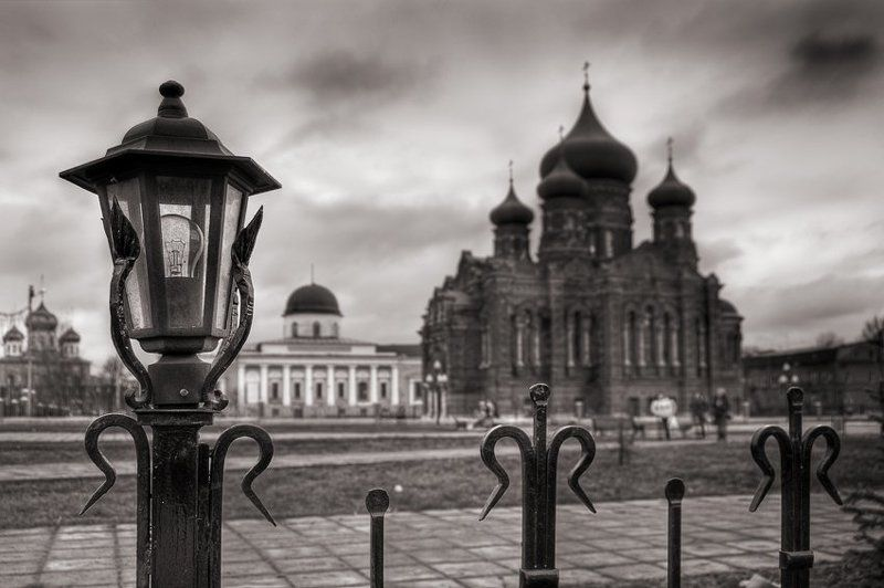 тула, кремль, фонарь, церковь Фонарь...photo preview