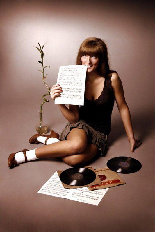 старые, добрые, советские, пластинки Уроки музыкиphoto preview