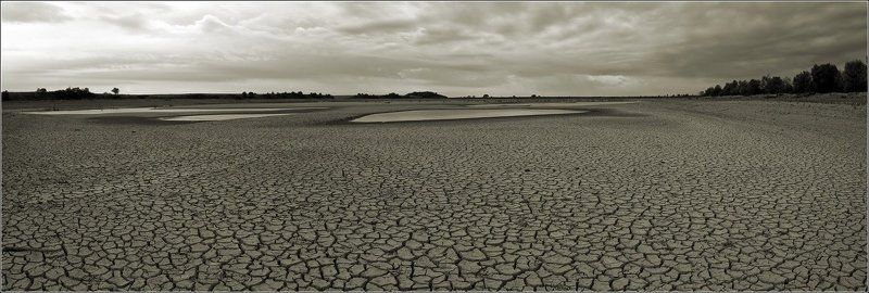 река, псекупс, засуха, северный, кавказ Засухаphoto preview