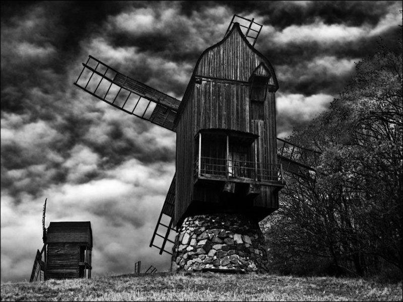 мельница, ветряк, небо, пирогово, киев, украина Легко взмахнув крылом...photo preview