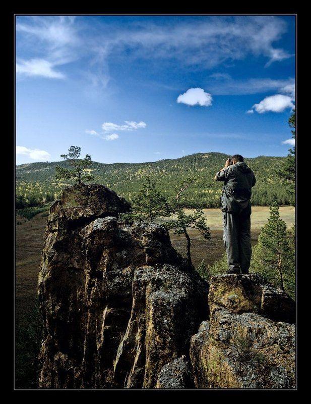 фотограф, пейзаж, горы, бурятия Мой друг художник и поэт...photo preview