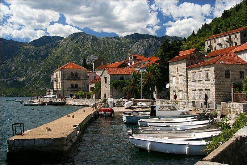 montenegro, perast, черногория, пераст, отдых, путешествия, пейзаж Perastphoto preview