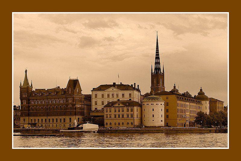 Вот такой вот он Стокгольмphoto preview