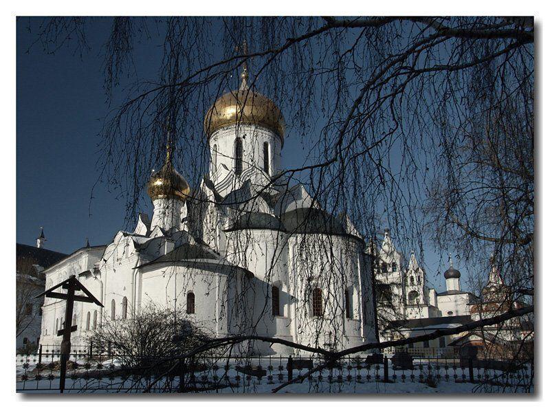 звенигород, зима Морозное Рождествоphoto preview