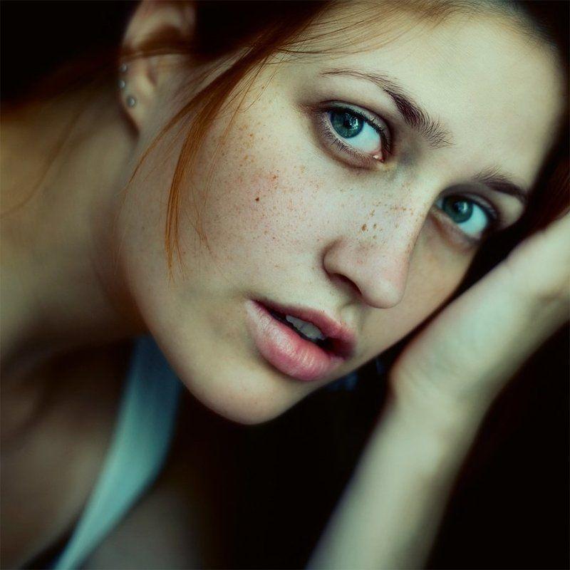 автопортрет, портрет, я, девушка photo preview