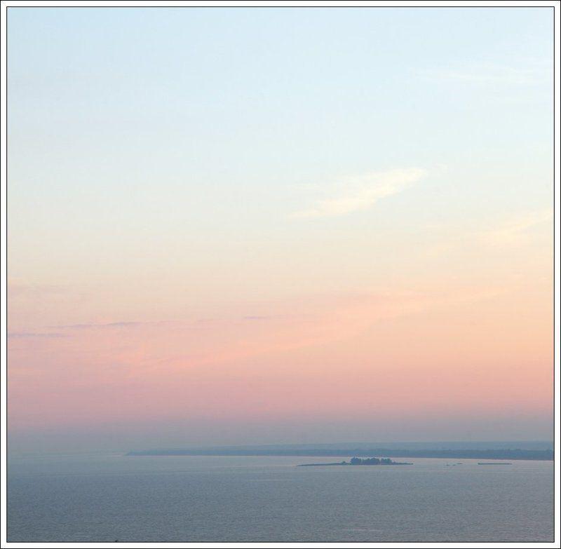 Утренняя акварельphoto preview