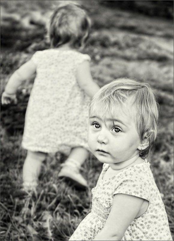сестрички, дети, девочка photo preview