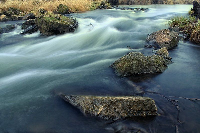 осень, пейзаж, природа, лес, река, унжа, меленки река Унжаphoto preview