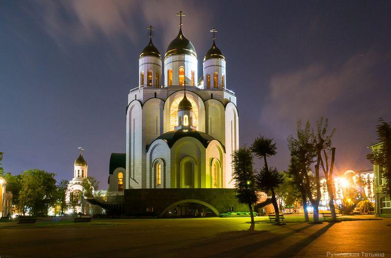 Собор Христа Спасителя. Калининград.photo preview
