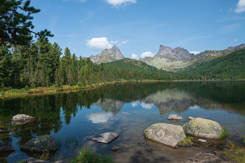 ергак,озеро,светлое,пейзаж,отражение,путешествие, Озеро Светлое.photo preview
