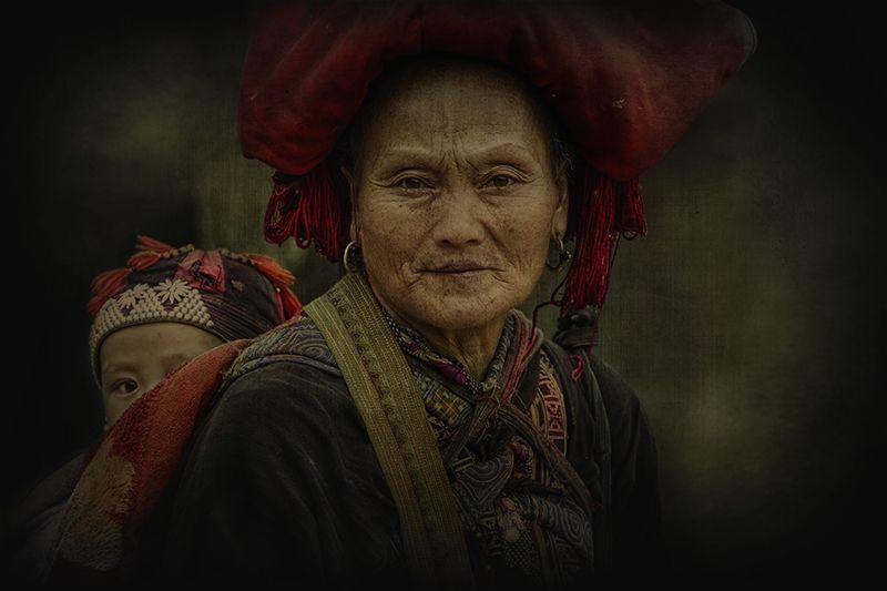 Hmong women,SAPA,Vietnamphoto preview
