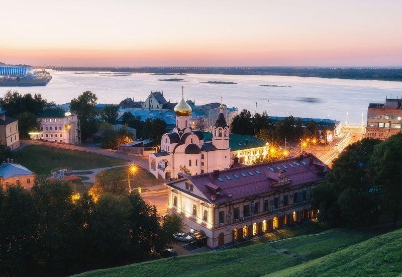 Нижний Новгород,  Смеркалось photo preview