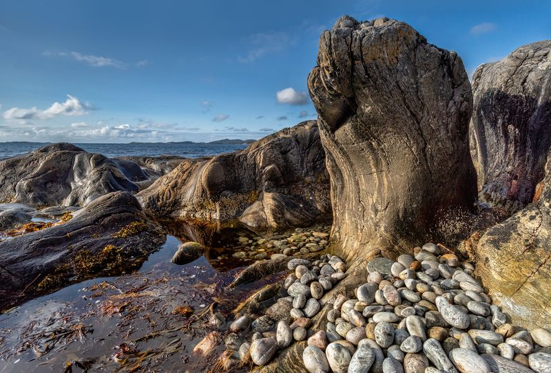 nisi filers, seascape, landscape, nature, stones, sunset, nikon, beach, norway Stonesphoto preview