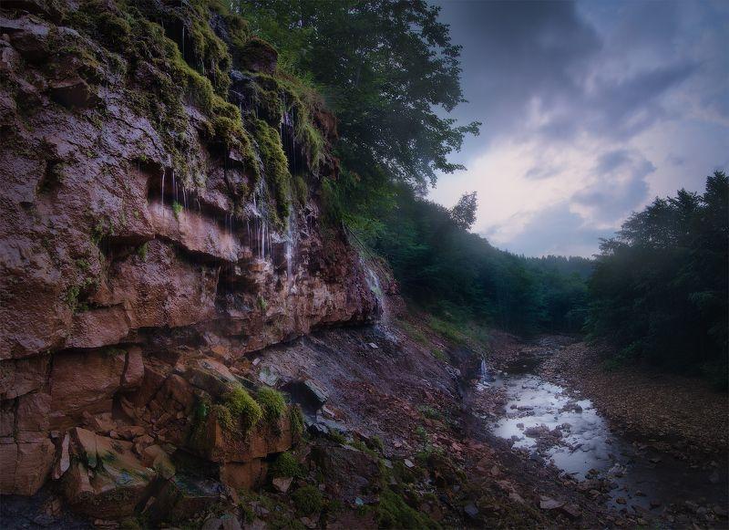 Водопады на Рагушеphoto preview