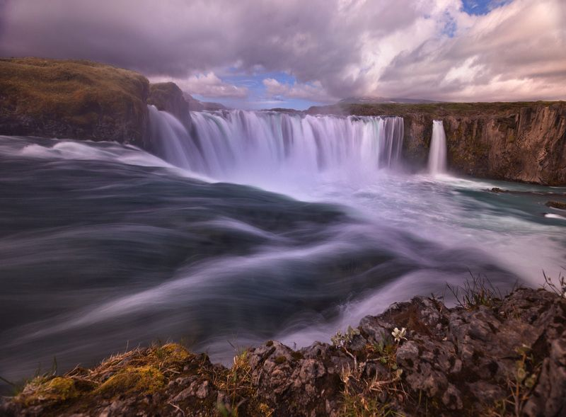 исландия Годафоссphoto preview