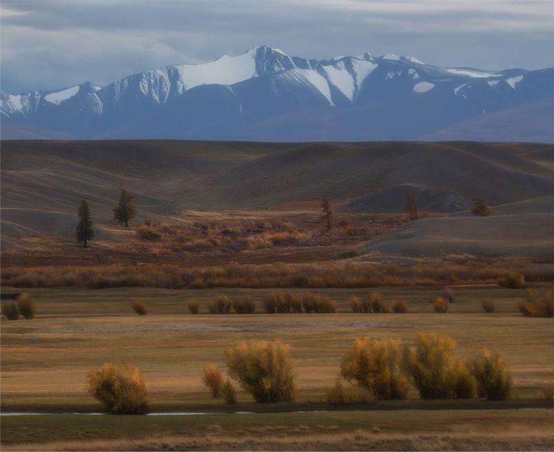 алтай, природа, пейзаж, путешествие, осень Кусочек сказочной осени!photo preview