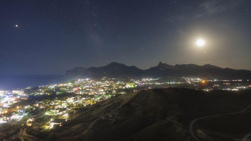 ночной городphoto preview