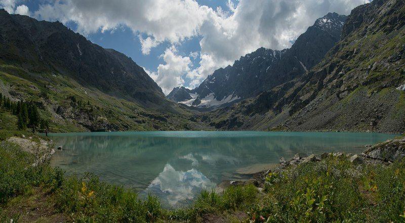 Горный Алтай Куйгукское озероphoto preview