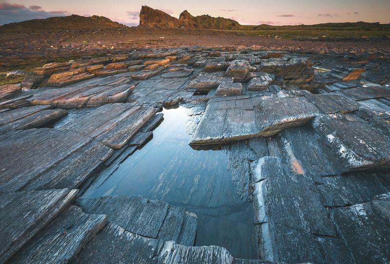 пейзаж,природа, кольский п-ов, баренцево море ***photo preview
