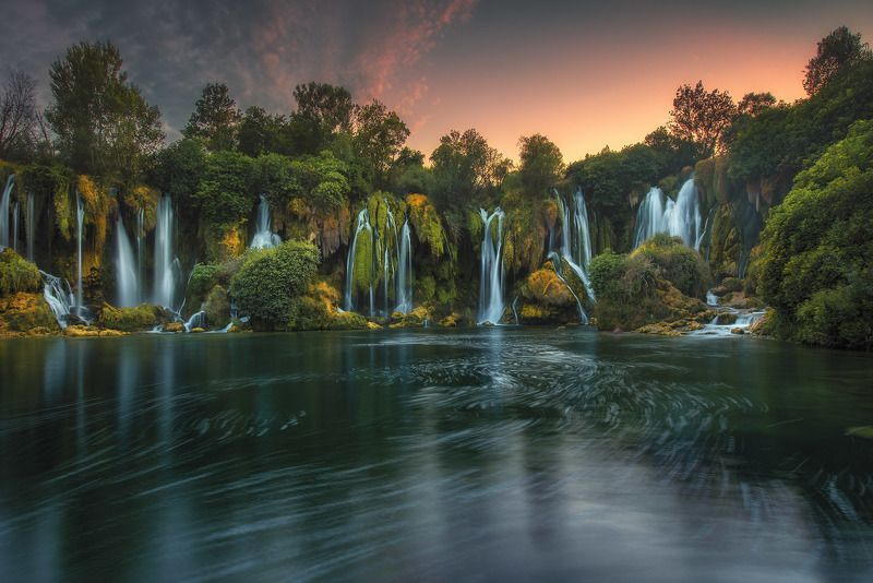 Waterfalls in Bosnia and Herzegovinaphoto preview