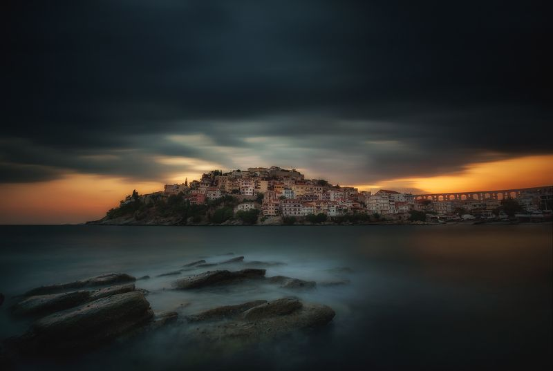 Kavala eveningsphoto preview