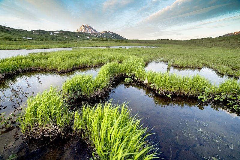 Камчатка, Россия Вулкан Вилючинский. Камчаткаphoto preview